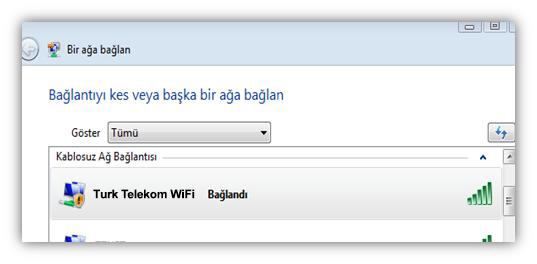How To Connect? | Support | Türk Telekom WiFi